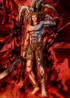 Ifrit FFXV Astral by MCAshe