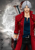 Dante by MCAshe