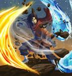 Avatar Wan by MCAshe