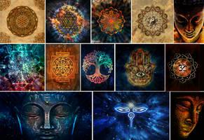 Spiritual artwork