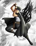 Yami Sukehiro Dark mage