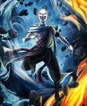 Master Avatar Aang