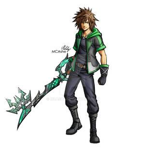 Commission KH Original Character