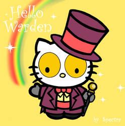 Hello Warden by Spectra22
