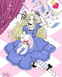 Gothic Lolita Alice by Spectra22