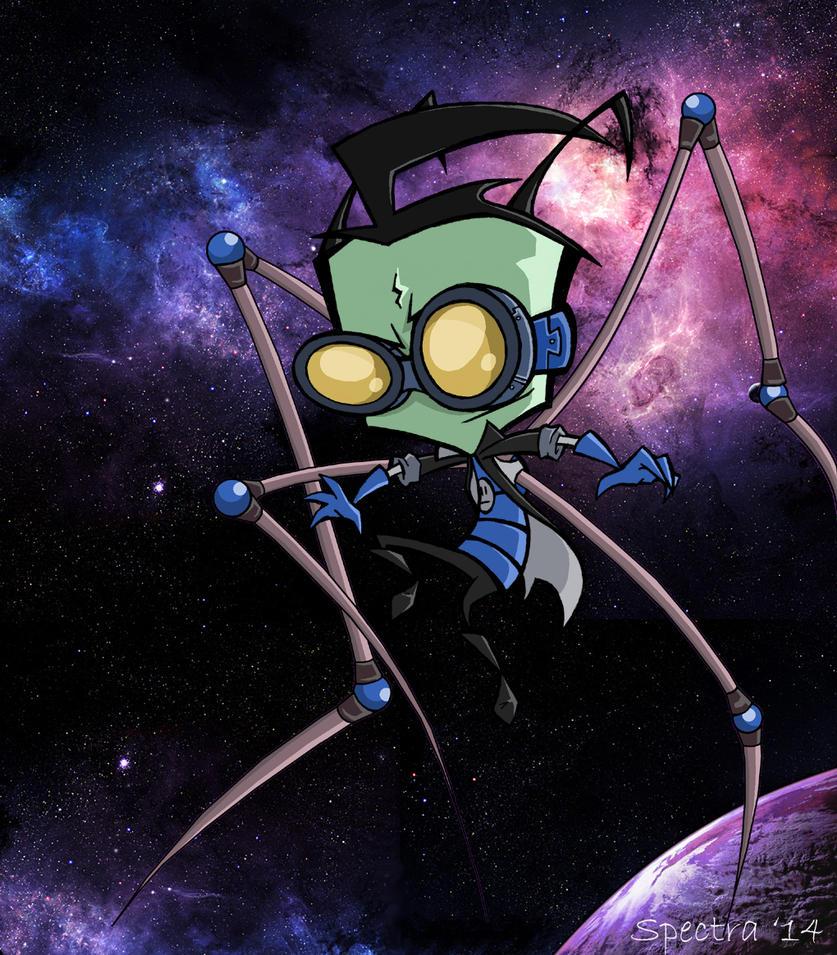 Invader Dib by Spectra22