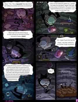 Dib in Wonderland- Page 5