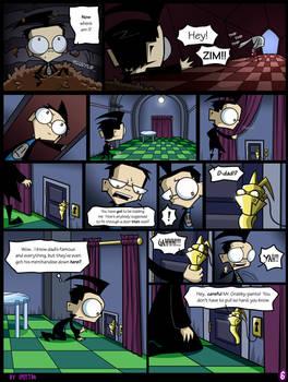 Dib in Wonderland- Page 6