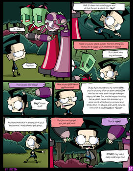 Dib in Wonderland- Page 16