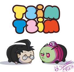 Tzim Tzim's - Dib and Zim