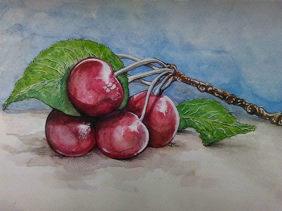 Lgart-cherry by artedelweb