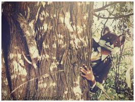 Sneaky Mr. Fox by MonsterBrand