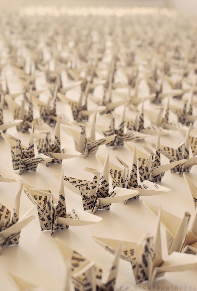 Perpetual Origami by MonsterBrand