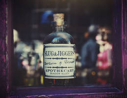 Apothecary by MonsterBrand