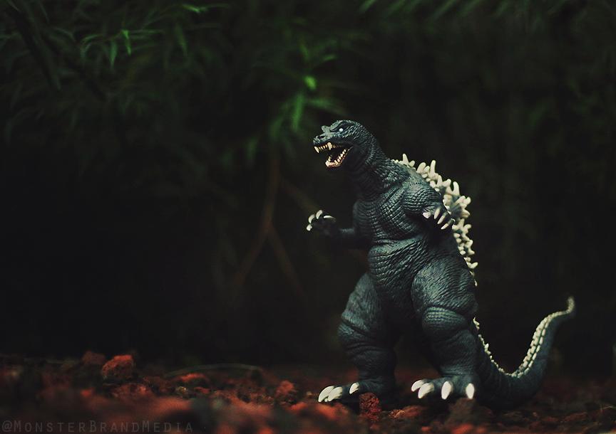Godzilla by MonsterBrand