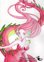 Dragon Fruit Spirit by ebonydragon