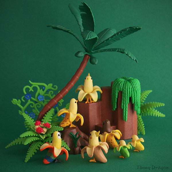 Banana Republic Crisis by ebonydragon