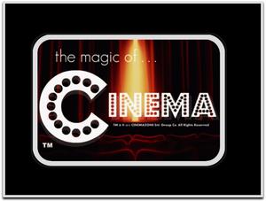 The Magic Of . . . CINEMA!