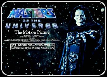 Retro Masters of the Universe Wallpaper