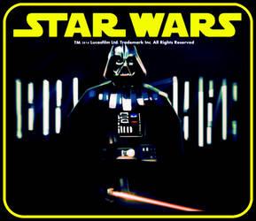 Retro Star Wars Wallpaper ( Small ) by jayce76