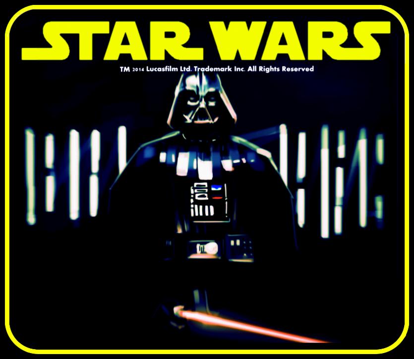 Retro Star Wars Wallpaper Small By Jayce76 On Deviantart