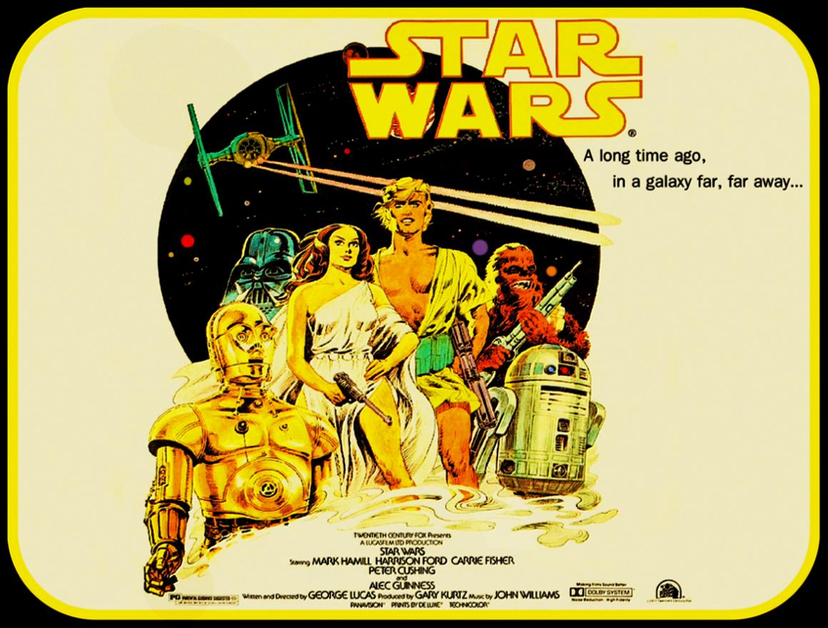 Classic Star Wars Poster Wallpaper By Jayce76 On Deviantart