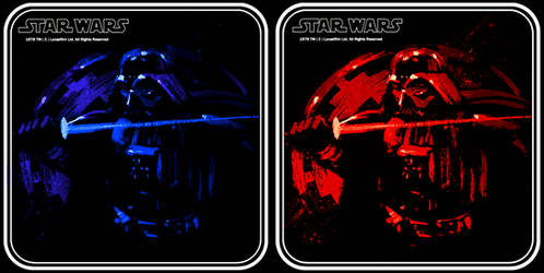 Classic Star Wars: Darth Vader Poster by jayce76