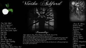 Character Card (Front): Vivika Ashford
