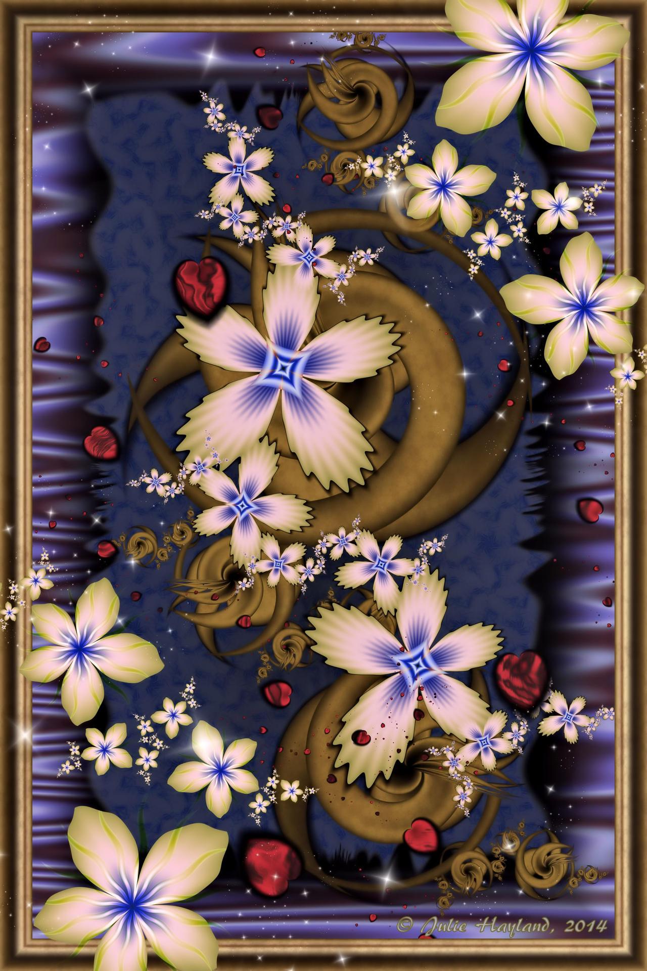 River Blooms by PrayingMantis69