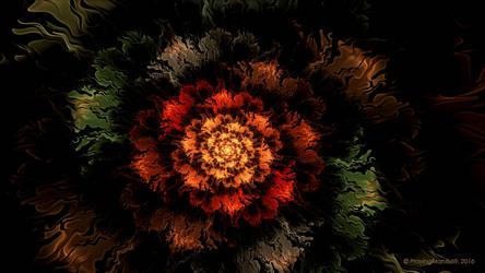 Petals in Oil (13.02.16) by PrayingMantis69