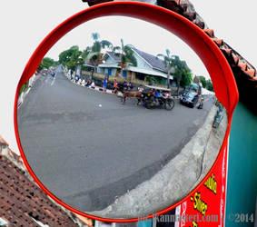 Kaca Cermin Jogjakarta by maztrie