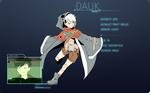 [ G - T ] Dauk