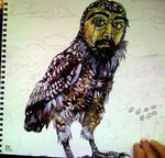 sophisticated owlman