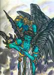 Ancient Winged Vampires