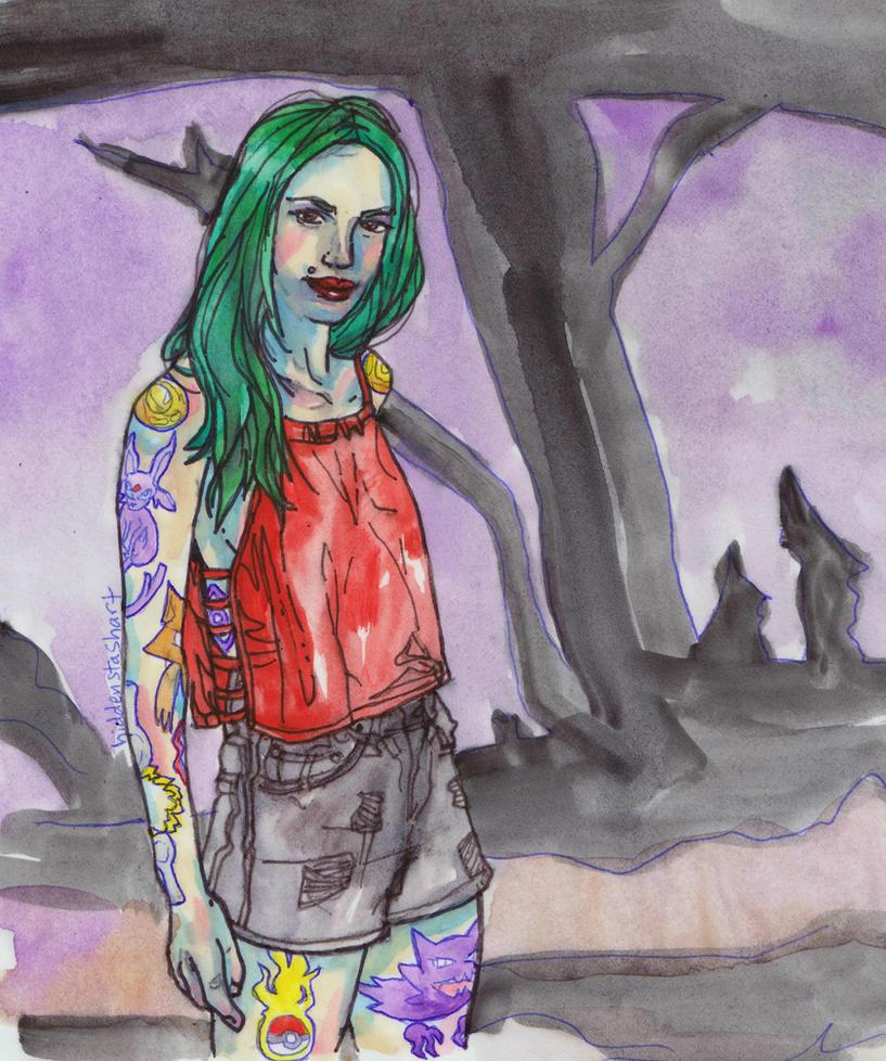 Sabrina by HiddenStash