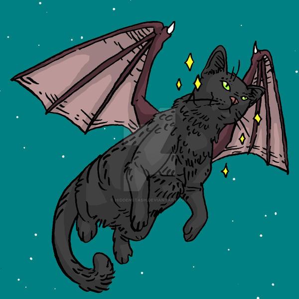 batcat in space