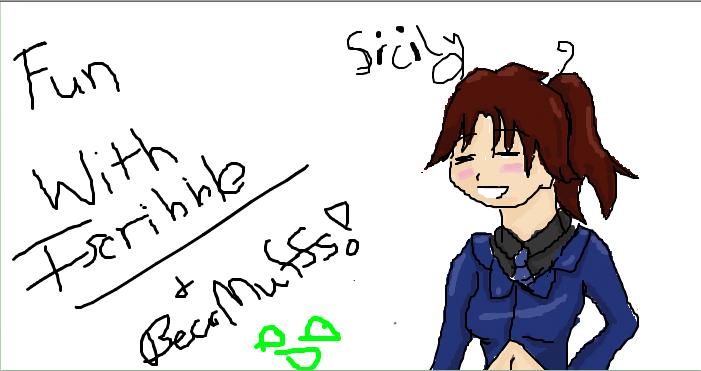 Iscribble Fun by Kierax