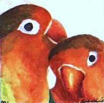 love birds by eo-8520