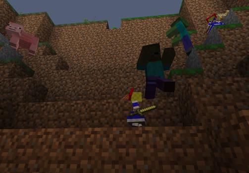 Minecraft: Alice Dolls mod