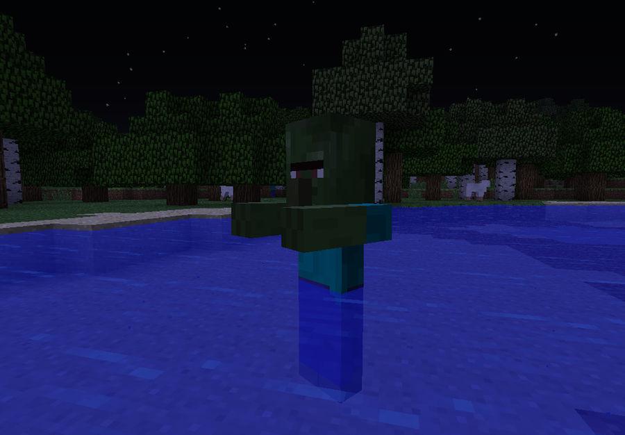 Minecraft: Zombie villagers by Brawl629 on DeviantArt