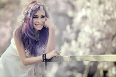 :: a Smile of an Angel :: by dewanggapratama
