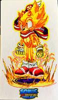 Sonic Readventure Trilogy: Super Sonic