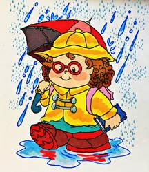 Fisher Prices Maggies rainy day