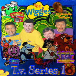 The Wiggles TV series 1 (1998)