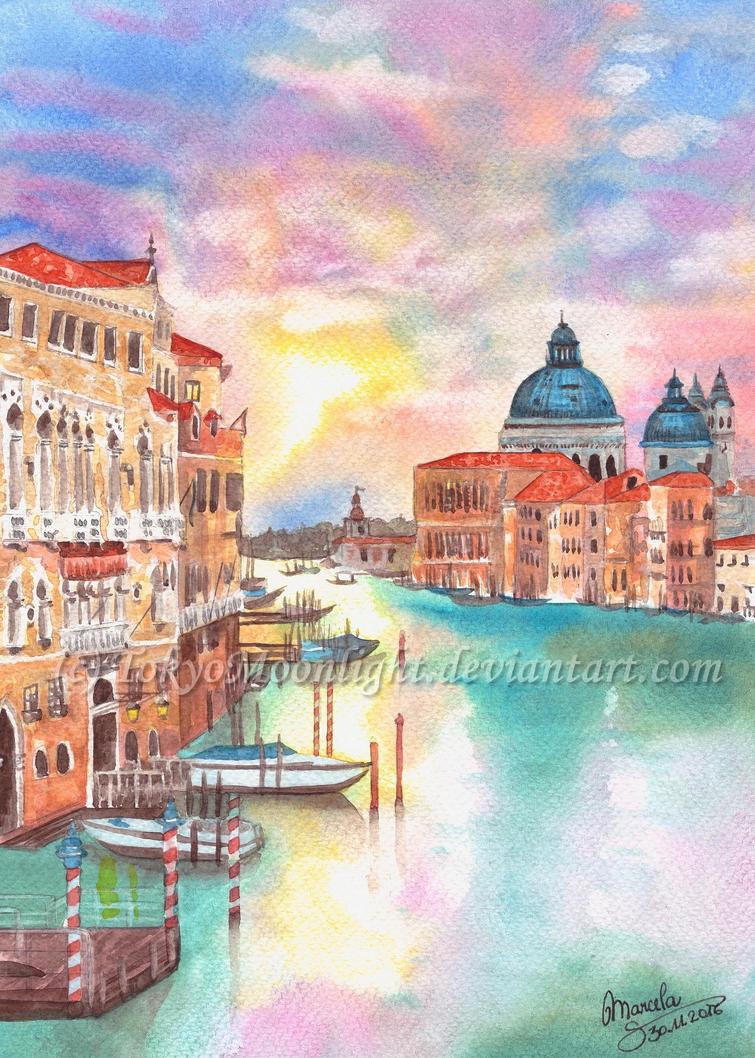 Venezia by TokyoMoonlight