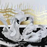 Inktober 2017 Day 26 by TokyoMoonlight