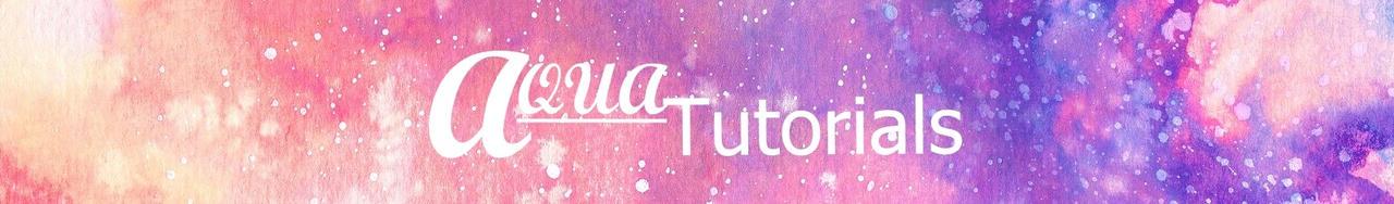 AquaTutorials Banner 2 by TokyoMoonlight