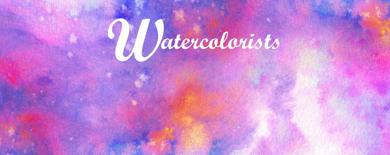 Watercolorists Banner2