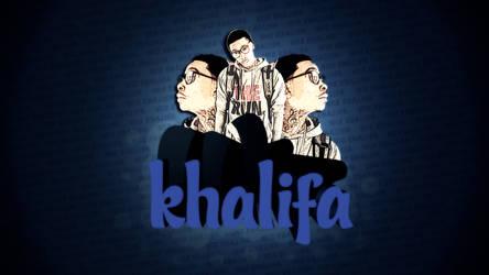 Wiz Khalifa by DexyGFX