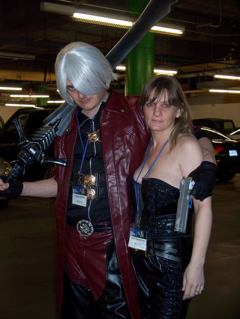 Is dante dating trish